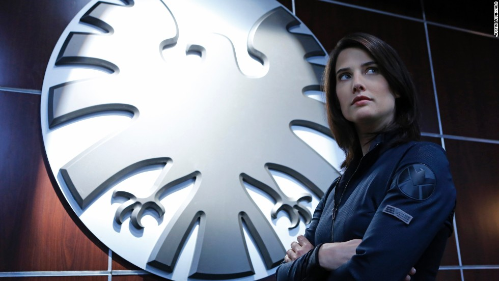"Cobie Smulders (""How I Met Your Mother"") makes a surprise appearance in the first episode, reprising her role as S.H.I.E.L.D. leader Nick Fury's right-hand woman, Agent Maria Hill. Time will tell if we see more of Agent Hill, but she is certain to appear in the upcoming movie sequel ""Captain America: The Winter Soldier."""
