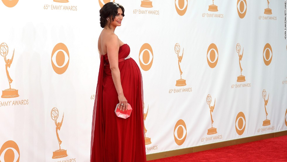"Morena Baccarin of ""Homeland"" was nominated in the outstanding supporting actress in a drama series. She ended up losing out to ""Breaking Bad's"" Anna Gunn. ""The thing about being a loser is (you're) in great company,"" <a href=""https://twitter.com/missmorenab/with_replies"" target=""_blank"">Baccarin tweeted</a>."