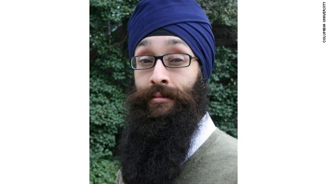 Columbia University professor Prabhjot Singh may have become the victim of a hate crime.