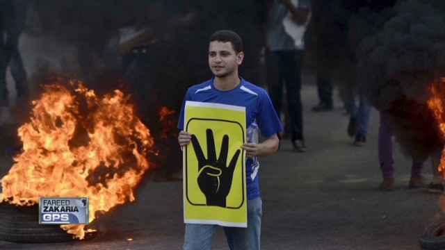 Last Look: Egypt's new sign of protest