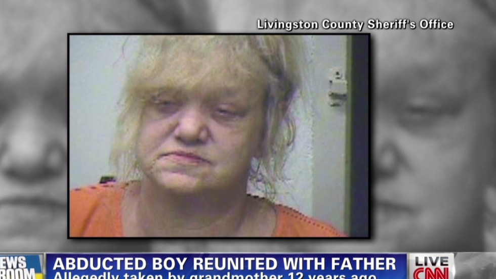 Abducted son reunites with father after 13 years