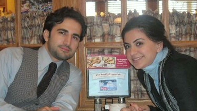 Family pleads with Iran to release son