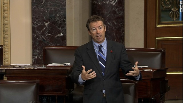 Rand Paul on shutdown