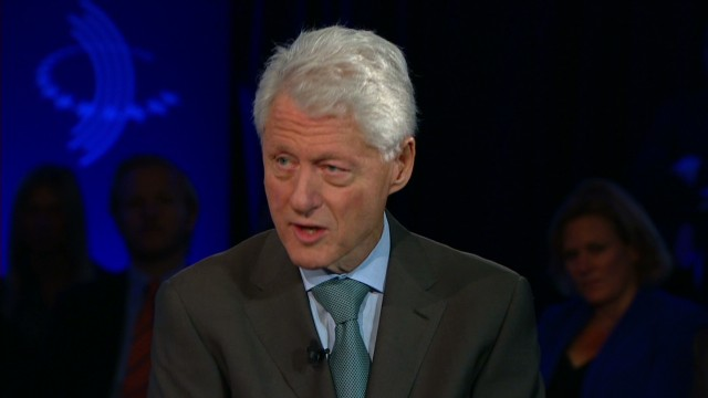 Bill Clinton on Putin and Syria