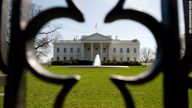 Man In Pikachu Costume Arrested After Jumping White House Fence