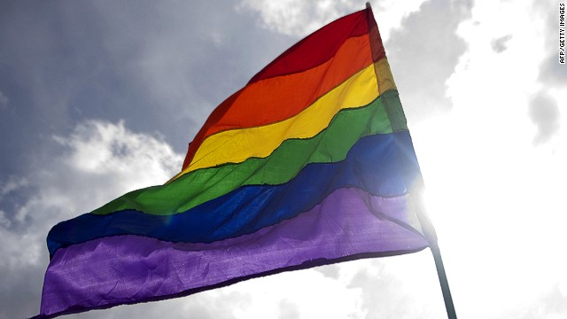 The rainbow flag is one of the best known symbols of lesbian, gay, bisexual and transgender community pride around the world.