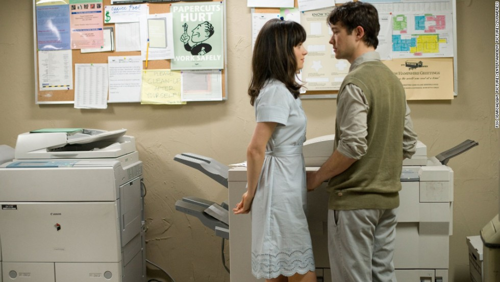 "After starring in a series of dramas, Gordon-Levitt turned to (comparatively) lighter fare with ""(500) Days of Summer."" Part comedy, part love story, part musical, part drama, the 2009 film was twee and at times over-the-top, but also irresistible. In the role of hopeless romantic Tom, Gordon-Levitt was, too."