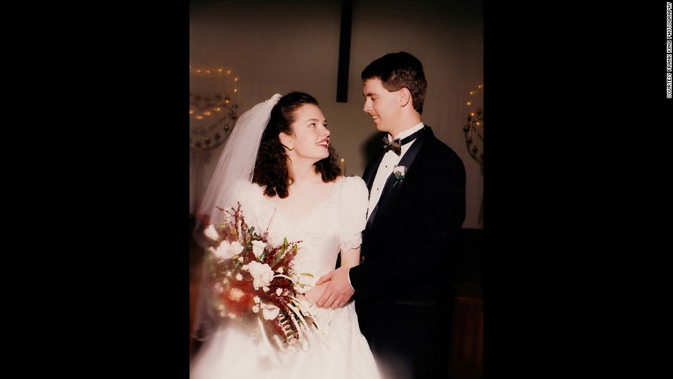Charlie and Marie got married on November 6, 1996.