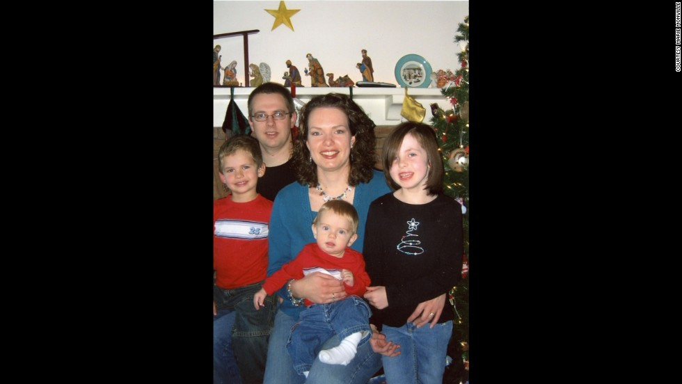 By 2005, Charlie and Marie had three children.