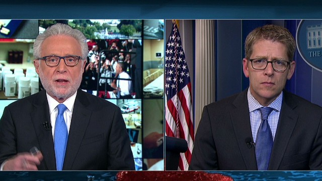 Jay Carney: Obamacare provides options