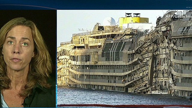 Remains found on the Costa Concordia