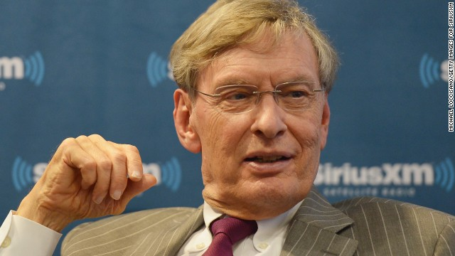 Major League Baseball commissioner Bud Selig will retire in early 2015.