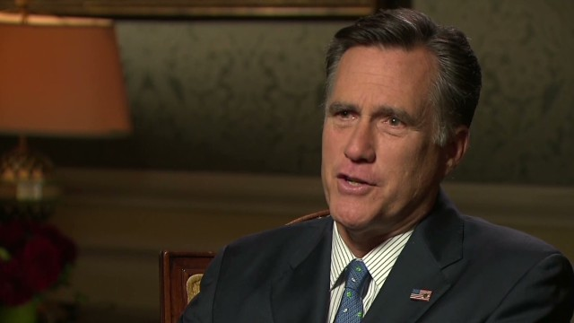 Exclusive: Mit Romney on Iran, Rouhani