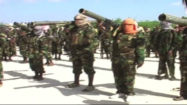 On GPS: Somali president on Al-Shabaab