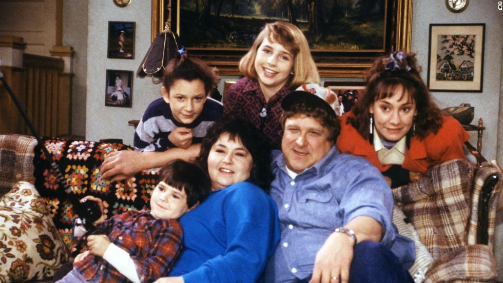 "After a truly bizarre final season of ""Roseanne,"" it turned out the family did not win the lottery after all. It was just a story Roseanne made up after husband Dan died. Kind of a downer ending."