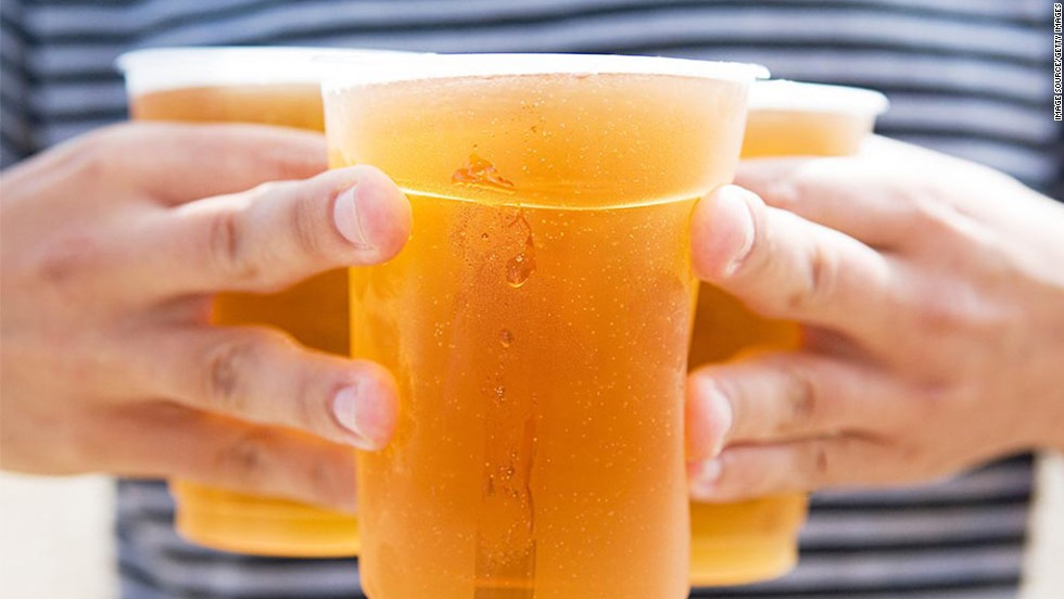 Vitamin B? Why beer is good for your health