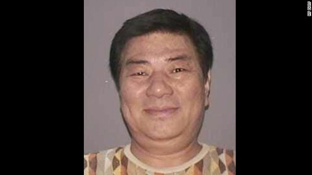 Sang Ho Kim was ID'd by fingerprints after his remains were found in a river near Bear Mountain in Rockland County, New York.