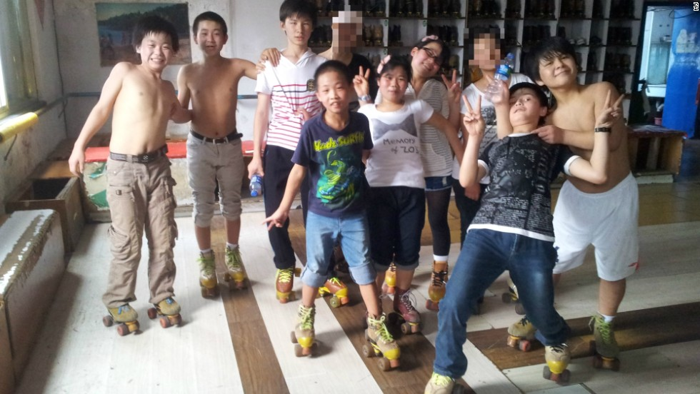 On May 27, the youngsters -- pictured at the detention center in Laos -- were sent back to North Korea and subsequently paraded as propaganda tools -- their future uncertain.
