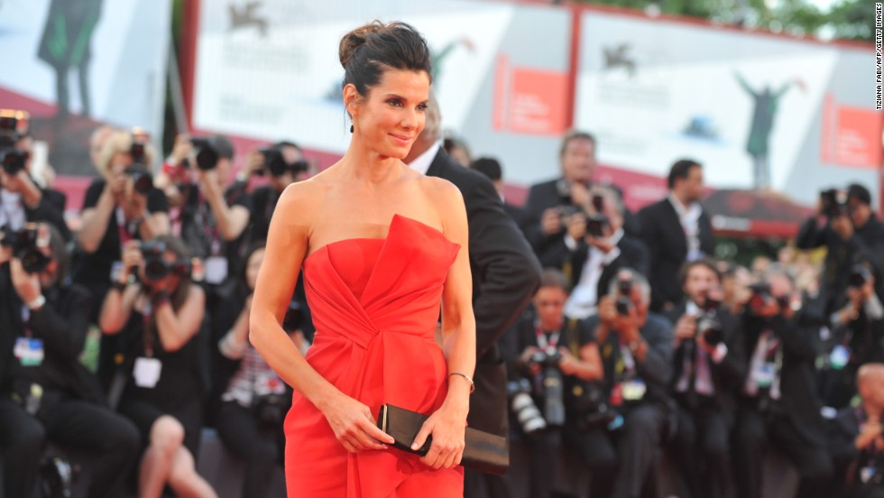 "We know you don't need another reason to love Sandra Bullock. The acclaimed actress has earned the title of ""America's sweetheart"" by being charming and self-deprecating, grounded but also a talented Hollywood star."