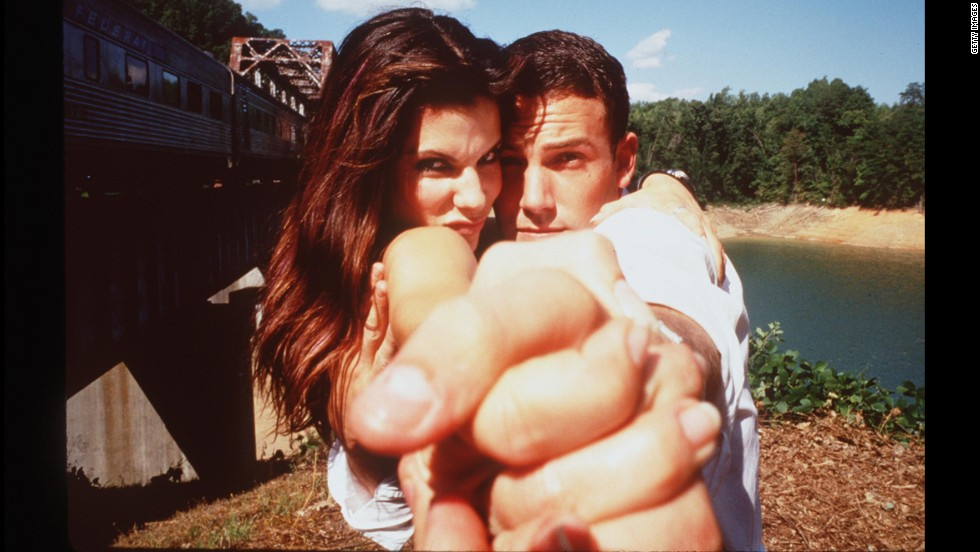 "Bullock and Ben Affleck starred in ""Forces of Nature"" in 1999."