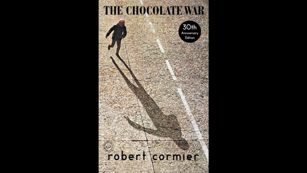 """The Chocolate War"" by Robert Cormier is the classic tale of resistance -- related through a high school chocolate sale."