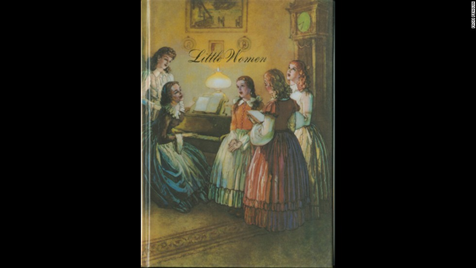 "Long before young adult literature grew into its own genre, ""Little Women"" by Louisa May Alcott was the classic coming-of-age tale of the four March sisters -- practical Meg, strong Jo, gentle Beth and artist Amy."
