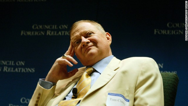 Tom Clancy is dead at age 66