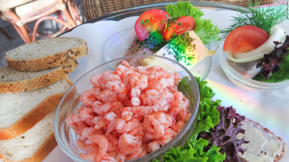 Danes look forward to fjord shrimp, one of summer's small but sweet delights.