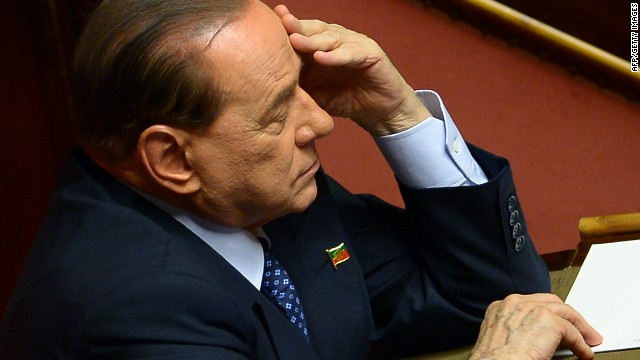 Amanpour Explains: Berlusconi