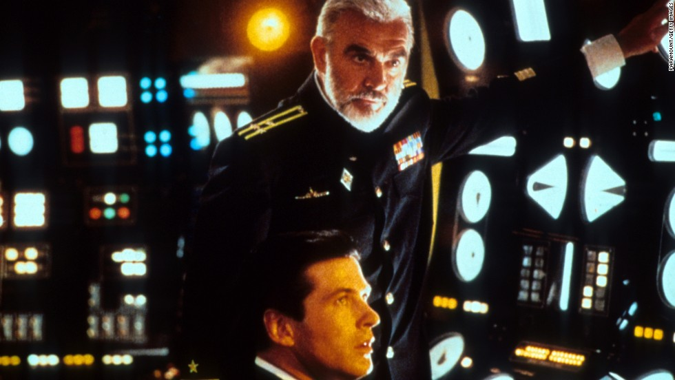 "<strong>""The Hunt for Red October""</strong>:  Sean Connery stars as a Russian submarine captain struggling to prevent a nuclear disaster with the help of CIA Analyst Jack Ryan, played this time by Alec Baldwin.<strong> (Amazon Prime, Hulu) </strong>"