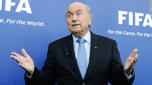 Sepp Blatter has many problems to solve at the FIFA Executive Committee meeting