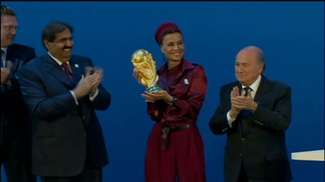 Qatar's World Cup hosting in jeopardy?