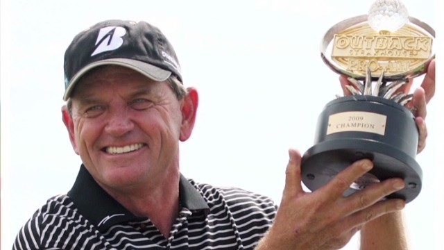 Nick Price: Career is dream come true
