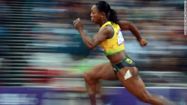 Veronica Campbell-Brown was cleared by Jamaican officials after she tested positive for a banned substance.