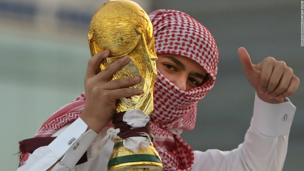 "Qatar faces a wait to find out whether the 2022 World Cup will be switched to the nation's winter. ""The mistake was to think that we could play this competition easily in the summertime,"" FIFA president Sepp Blatter said."
