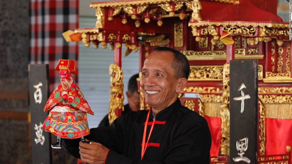 Potehi puppetry arrived in Indonesia from China in the 16th century.