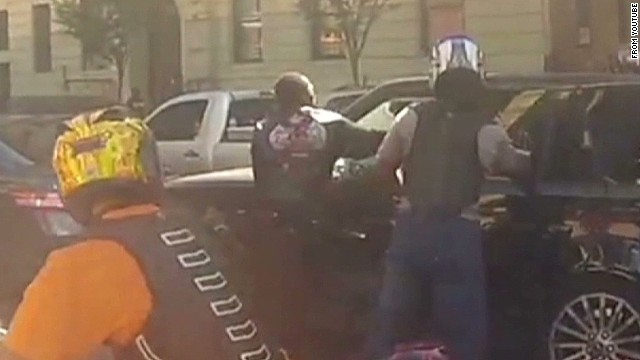 Off-duty NYPD officer arrested