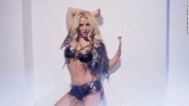 Is Britney Spears too sexy for a mom?
