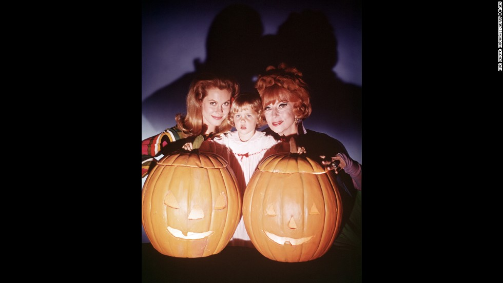 "Sixties sitcom ""Bewitched"" lasted long enough to introduce us to three generations of fabulous witches: supernatural housewife Samantha (Elizabeth Montgomery, left), her sly mother, Endora (Agnes Moorehead), and the littlest witch in the Stephens family, Tabitha (Erin Murphy). The hijinks on ""Bewitched"" are classic, and we still actively wish we could pull off tricks with just a wiggle of the nose."