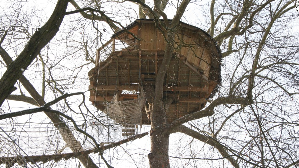 9 european tree houses cnn travel