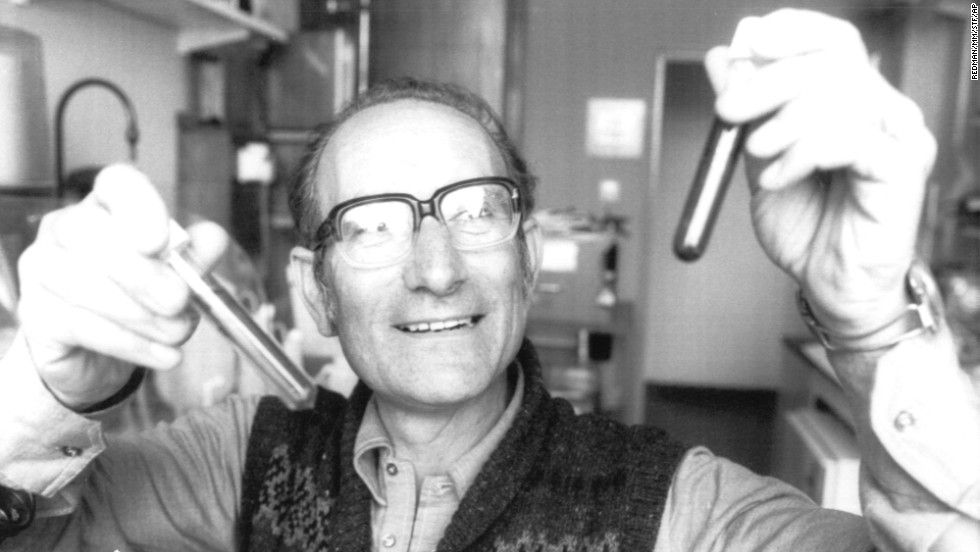 Argentine-born biochemist Cesar Milstein shared the 1984 Nobel Prize for Medicine with Georges Koehler of Germany and Niels Jerne of Denmark. The scientists developed a way to produce monoclonal antibodies, which are used to treat some forms of cancer and several autoimmune diseases.  <br />