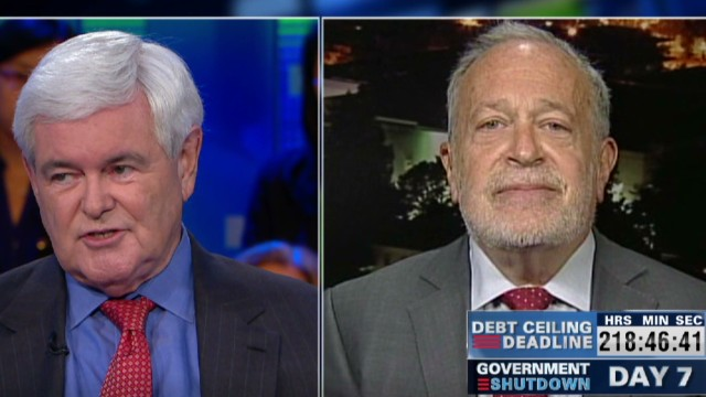 Reich: Gingrich, my friend, you're wrong