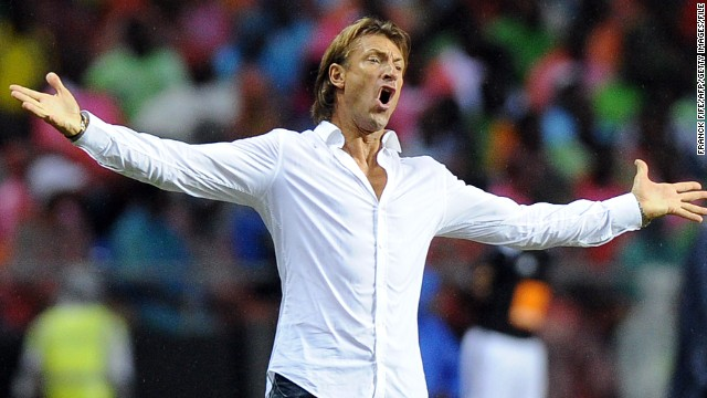 Frenchman Herve Renard was appointed by Zambia for a second spell as coach in October 2011.