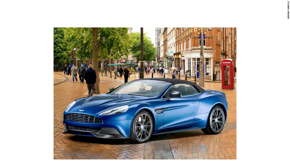 High-end luxury brands continue to dominate the ranking with Aston Martin finishing second.