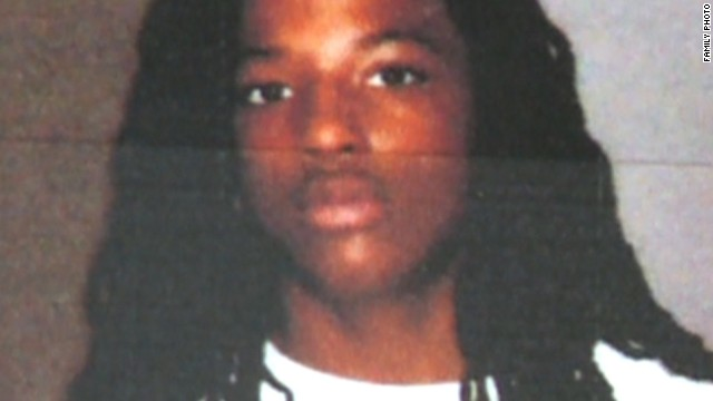 Kendrick Johnson's body was found in a rolled-up gym mat.