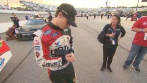 NASCAR driver overtakes diabetes