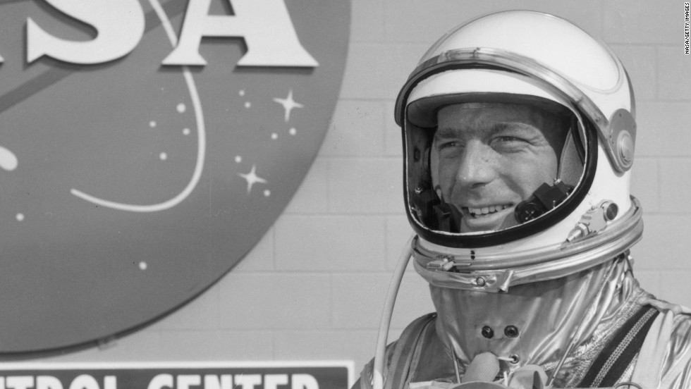 "Astronaut <a href=""http://life.time.com/history/scott-carpenter-rare-and-classic-photos-of-a-nasa-legend/#1"" target=""_blank"">Scott Carpenter</a>, the second American to orbit Earth, died on October 10, NASA said. He was 88."