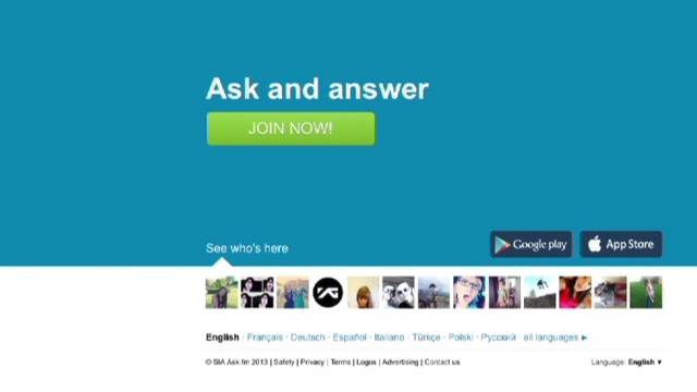 DA warns parents about Ask.fm