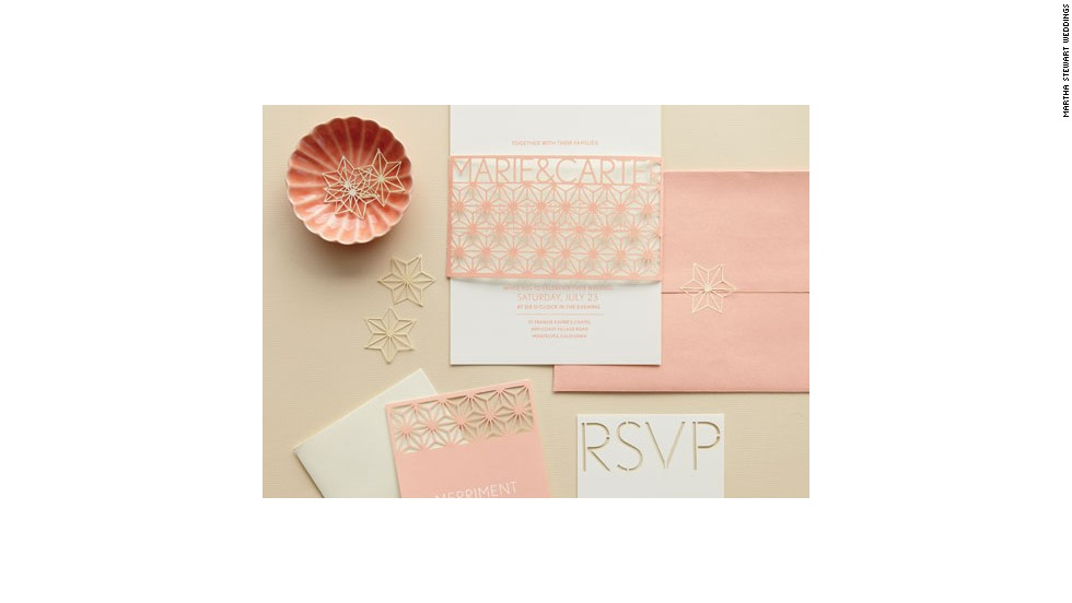 Don't stash the RSVP card away! The couple needs to know four weeks ahead of time.