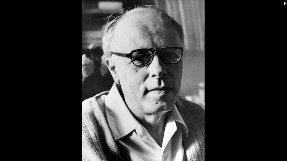 Soviet dissident Andrei Sakharov won the Nobel Peace Prize in 1975.